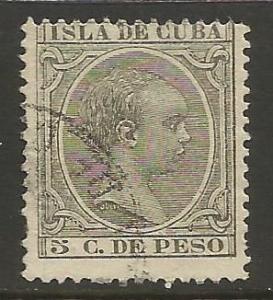 Cuba 144 VFU PELON T205-3
