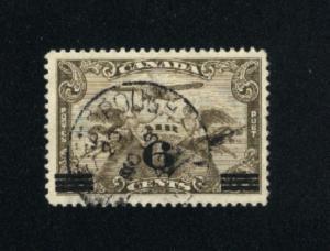 Canada #C3  2  used  1932 PD