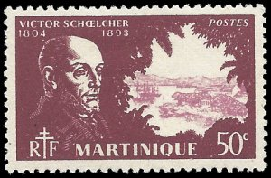 Martinique 1945 #201 Mint H