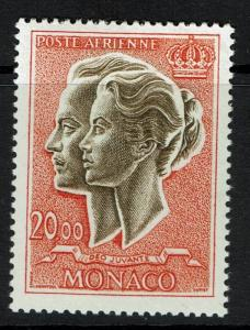 Monaco SC# C72A, Mint Lightly Hinged -  Lot 121116