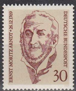 Germany #1013 MNH (S2000)