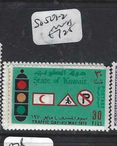 KUWAIT    (PP0405B)  TRAFFIC  SG 501-2   MNH