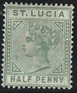 St. Lucia mh sc# 27