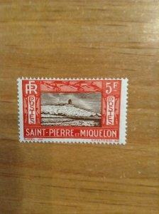 St Pierre & Miquelon Sc 157