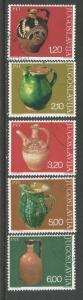 YUGOSLAVIA 1302-6 VFU T865