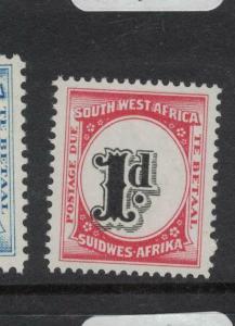 South West Africa SG D52 MNH (4dwd)