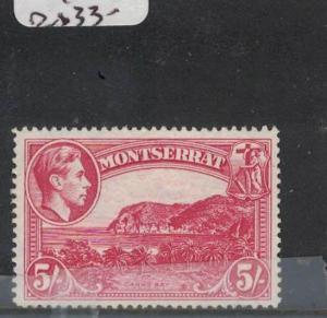 Montserrat SG 110a MNH (1dst)