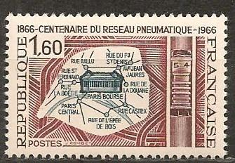 France #1168 Mint Never Hinged F-VF (ST1150)