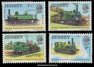 Jersey MNH 85-8 Locomotives
