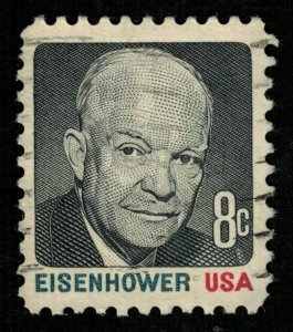 USA, Eisenhower, 8 cents, (2920-Т)