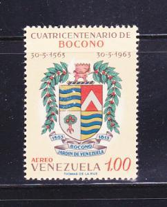Venezuela C828 Set MH Coat Of Arms