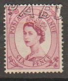 Great Britain SG 523 Used