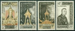 Laos - Scott 66-69 Used