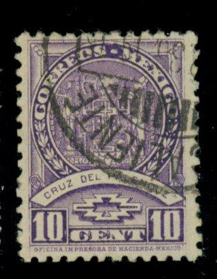 Mexico #712a Used F-VF Cat$40
