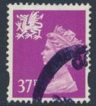 Great Britain Wales  SG W76 SC# WMMH63 Used  see details 2 band