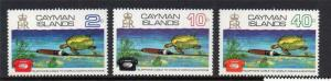 CAYMAN ISLANDS MNH 1972 SG309-311 CO- AXIAL TELEPHONE CABLE