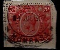 Kenya-Uganda 34 used SCV27.50