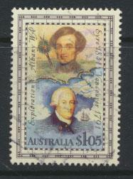 Australia SG 1303  Used - Explorers