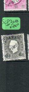 TIMOR (P0608B)  LIKE SC P2   CDS   VFU