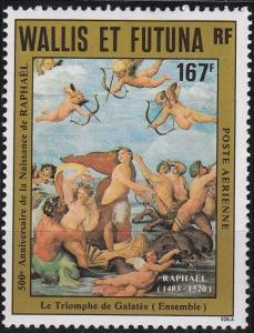 Wallis and Futuna C126 MNH (1983)