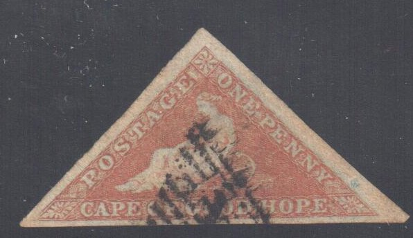 Cape of good hope #1 VF USED C$240,00