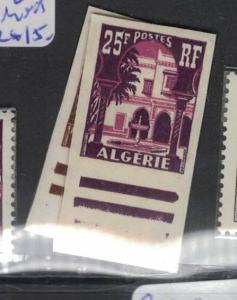 Algeria SC 267, 271 Imperf MNH (8dqf)