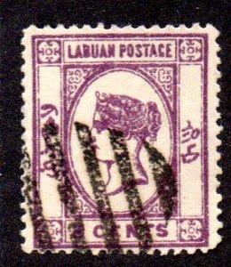 LABUAN 35 USED SCV $19.50 BIN $7.80 ROYALTY