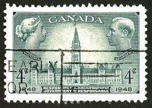 Canada #277 USED