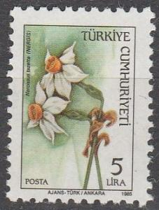 Turkey #2301 MNH F-VF (SU3151)