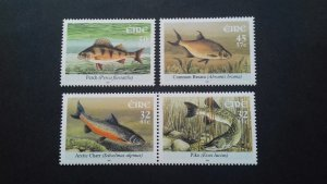 Ireland 2001 Freshwater Fish Mint