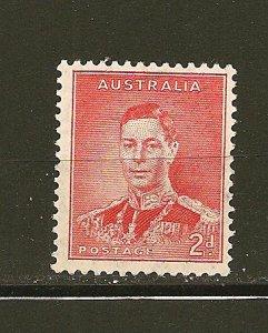 Australia 169 King George VI Mint Hinged