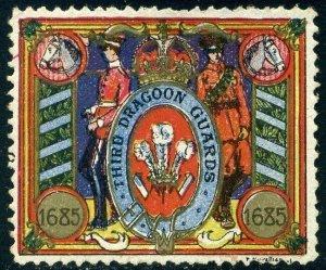 Cinderellas: England 1916 WWI 3rd Dragoon Guards