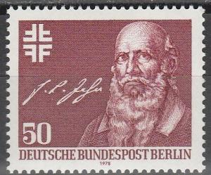 Germany #9N418 MNH   (S9235)