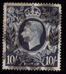 Great Britain Sc #251 (SG478) Used F-VF