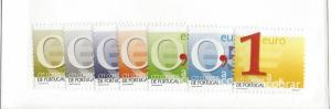 Portugal, J99-105, Postage Due - Numerals Singles, MNH