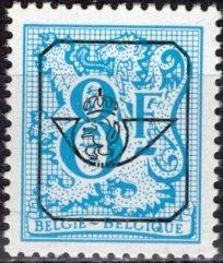 Belgium; 1983: Sc. # 1087: **/MNH Pre-Cancelled Single Stamp