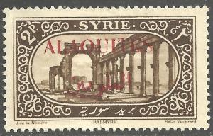 ALAOUITES SCOTT 32