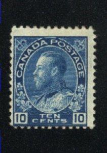 Canada 117   Mint  F 1911-25   PD