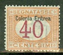 AL: Eritrea J5 mint CV $80