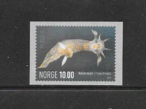 MARINE LIFE - NORWAY #1466 MNH