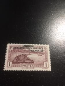 French Equatoriale Africa sc 1 MH