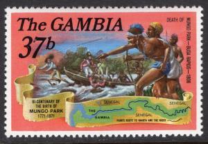 GAMBIA SCOTT 272