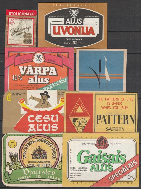 Worldwide Advertising Cards  (A2252)