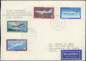 Germany Post-1950, Aviation
