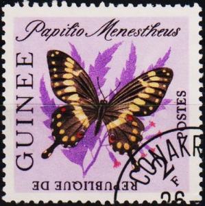Guinea. 1963 2f. S.G.389 Fine Used