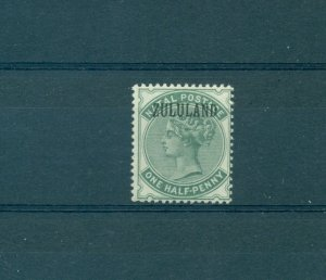 Zululand - Sc# 12. 1888 1/2p Victoria. NEVER HINGED. $32.50++
