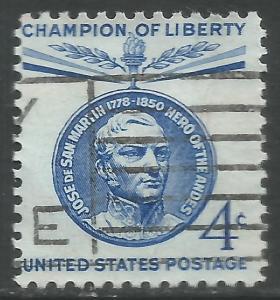 UNITED STATES 1125 VFU O112-8