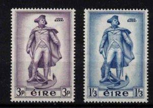 Ireland - Sc155-156 John Barry mint - CV $14