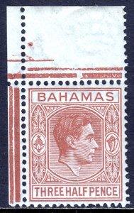 Bahamas - Scott #102 - MNH - SCV $1.25