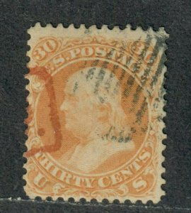 US Sc#71 Used/A, Cv. $225